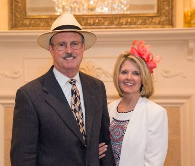 Steve & Kathy Bajus (Wayne Hotel and Paramour Owner)
