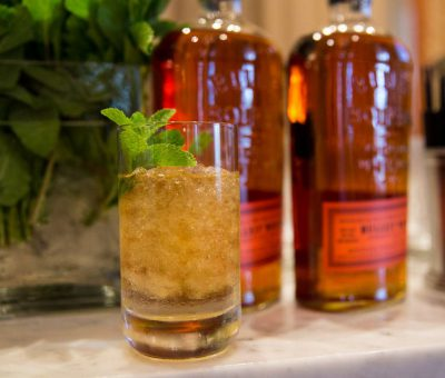 Bulleit Bourbon Mint Juleps