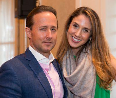 John & Lauren Colabelli (Philadelphia Style Magazine Publisher)