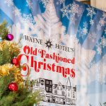 Wayne Hotel's Old Fashioned Christmas continued on Saturday morning