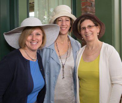 Amy Marren, Kate Hilgen, Sharon Willis