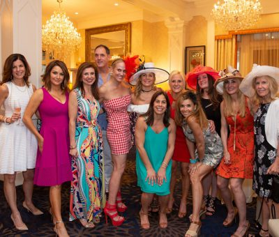 Fun & Fashionable Derby Guests