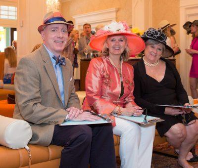 Best Dressed Contest Judges- Bill Doerler, Kathy Bajus, Nancy Campbell