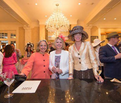 Best Dressed Judges Suzanne Siebert, Kathy Bajus, Meg Haist