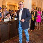 Men's Best Dressed 1st Place Winner Frank Pastua