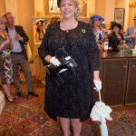 Women's Best Dressed 1st Place Winner Kathleen Kenneally