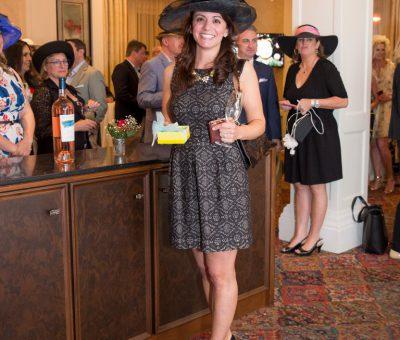 Women's Best Dressed 2nd Place Winner Julie Speitel