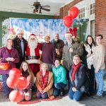 Santa and his helpers from the Wayne Business Association Board of Directors and the Wayne Hotel's Old Fashioned Christmas Committee thank everyone for another fun Christmas celebration!
