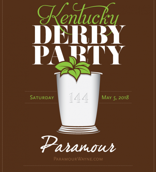 7th Annual Kentucky Derby Party at Paramour