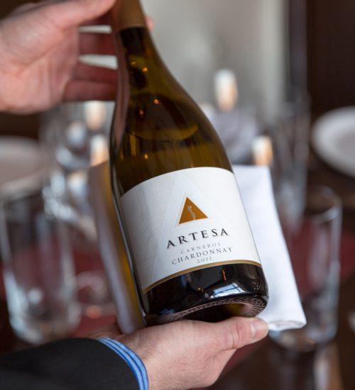 Artesa Wine Pairing Dinner at Paramour