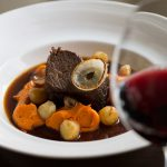 Braised Short Ribs and Wine at Paramour