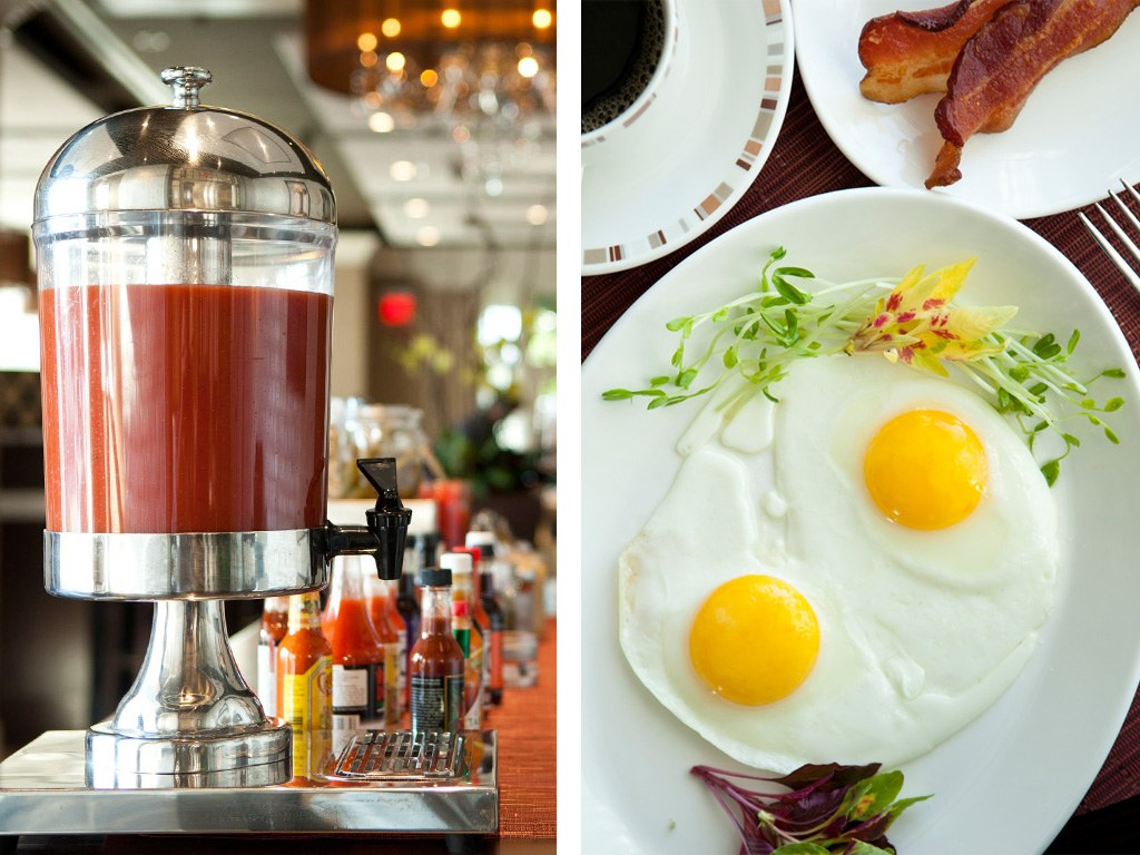 New Year's Day Brunch at Paramour