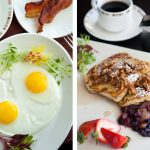 Savory or Sweet & Sticky for Brunch at Paramour