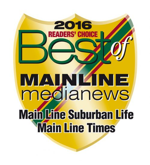 Main Line Media News Readers' Choice Awards 2016