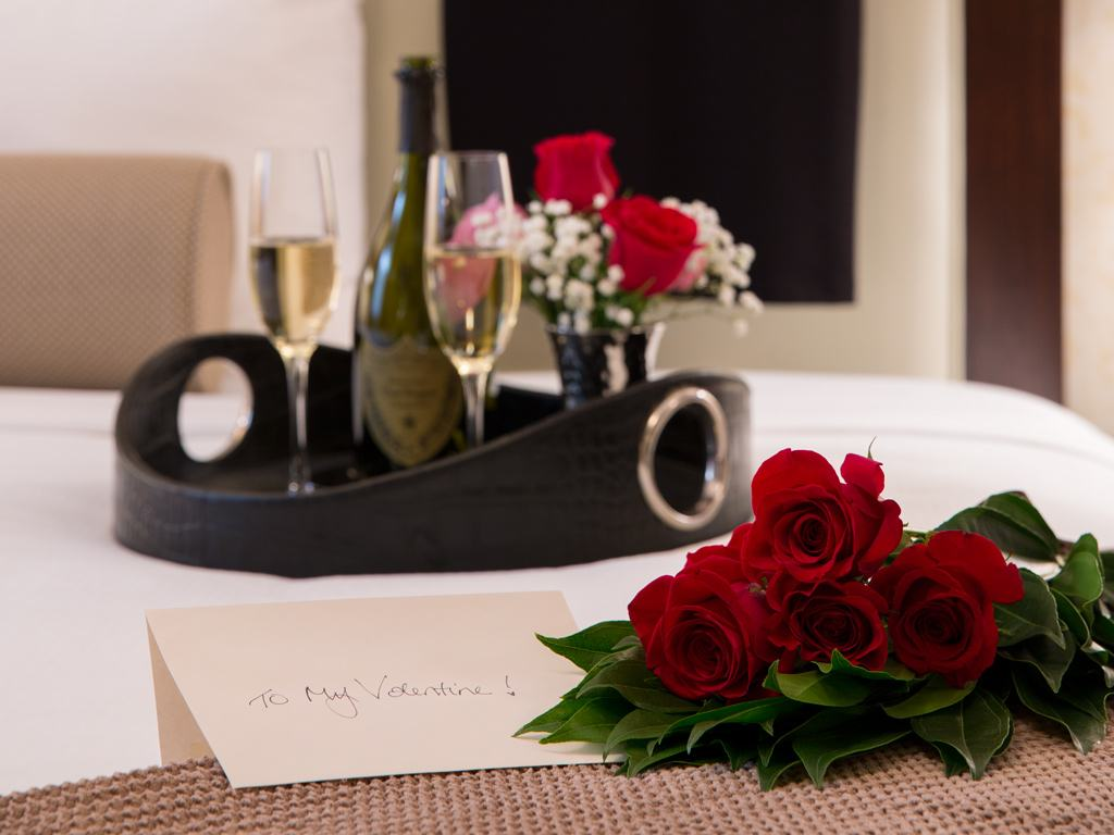 Valentine's Day at Paramour and the Wayne Hotel