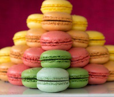 House-made Macarons