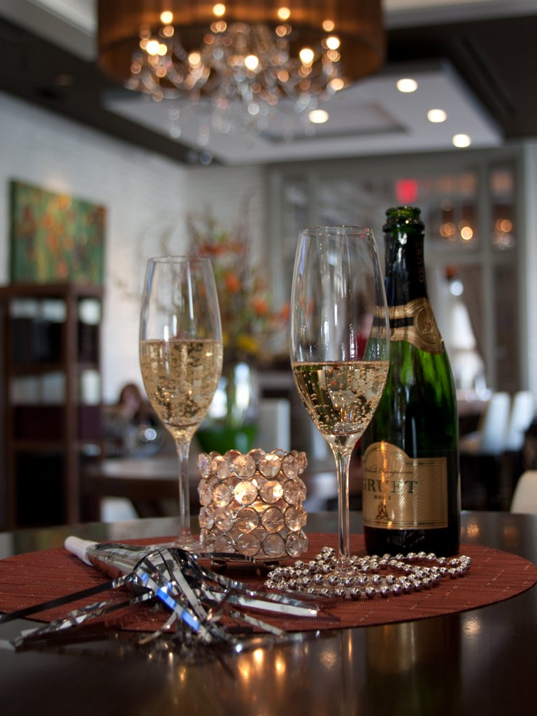Celebrate the New Year at Paramour and the Wayne Hotel