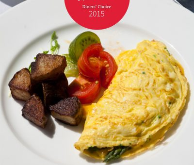 OpenTable Diners' Choice Winner - Great for Brunch