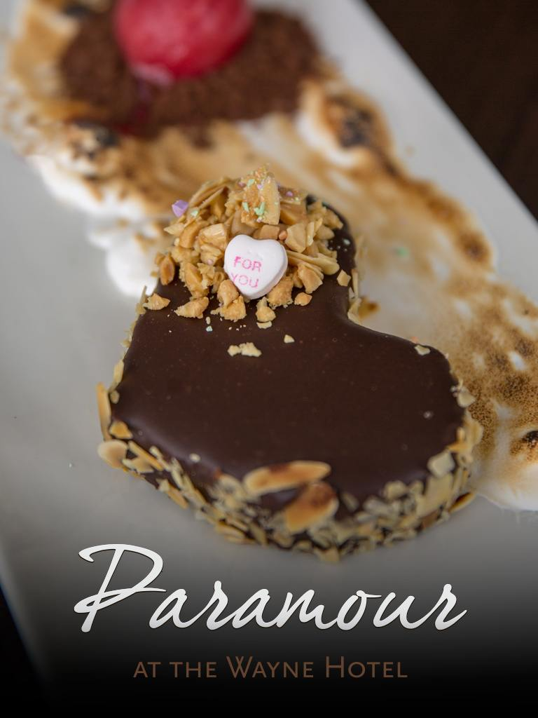 Valentine's Day at Paramour