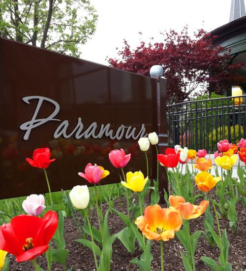 Easter Sunday Dining at Paramour