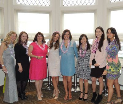 Stephanie's Bridal Shower at Paramour and The Wayne Hotel