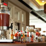 Build-your-own Bloody Mary at Paramour's Brunch